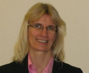 Martina Leyer von der Agentur für Arbeit