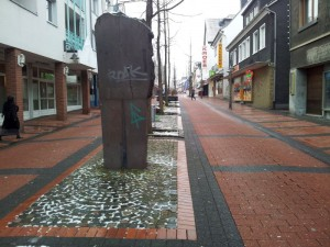 Nordberg-Fußgängerzone