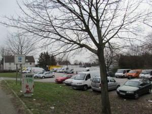 Parkplatz Karl-Liebknecht-Straße