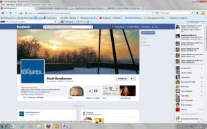 Offizielle Facebook-Seite der Stadt Bergkamen
