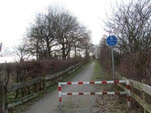 Die Zechenbahntrasse in Overberg soll teil der geplanten Radautobahn von Duisburg nach Hamm werden.