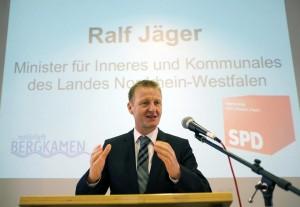 Landesinnenminister Ralf Jäger