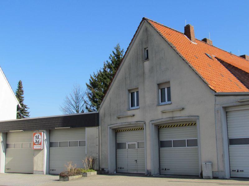 Gerätehaus Rünthe