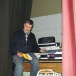 Suffleur, Regisseur, Licht- und Tonmeister: Peter Drieschner