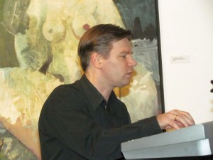 Pianist Sven Bergmann