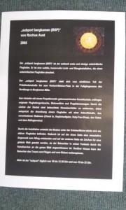 "Plakat des Kulturreferats zum ""subport bergkamen"""