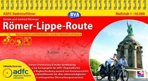 Radreiseführer zur Römer-Lippe-Route gibt es ab sofort im Bürgerbüro.