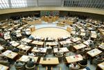 Der Landtag in Düsseldorf. Foto: Landtag NRW