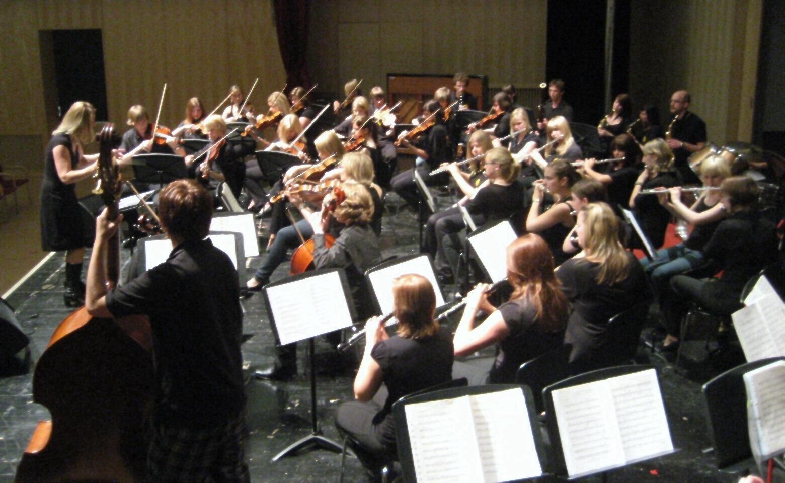 A-Orchester des Bachkreises Bergkamen
