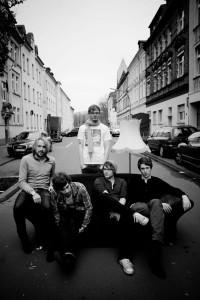 Die Bergkamener Jungs von Nothing but Rascals  mit Wahlheimat Dortmund