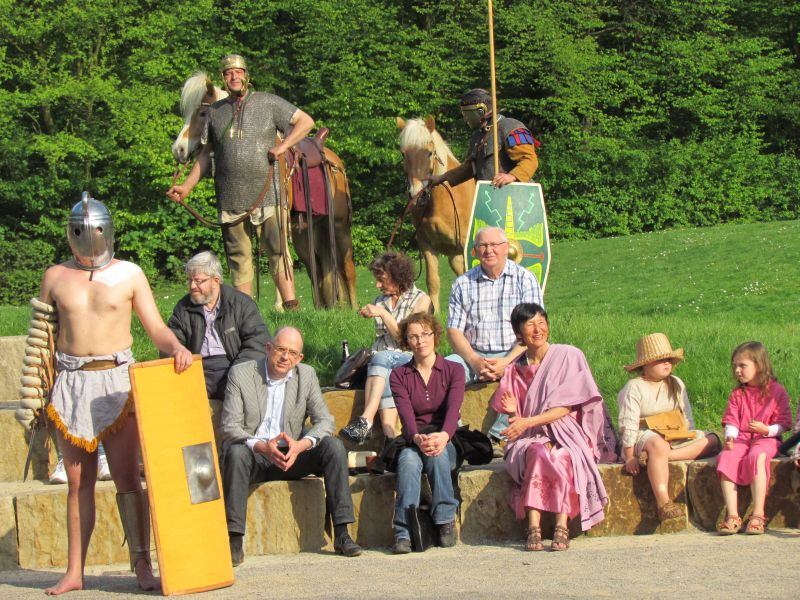 Saisoneröffnung Römerpark (2)
