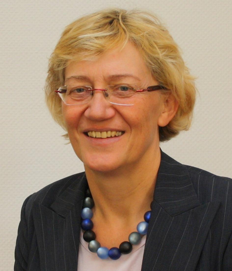 Superintendentin Annette Muhr-Nelson