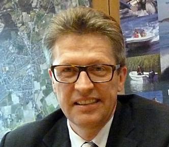 SPD-Fraktionsvorsitzender Bernd Schäfer