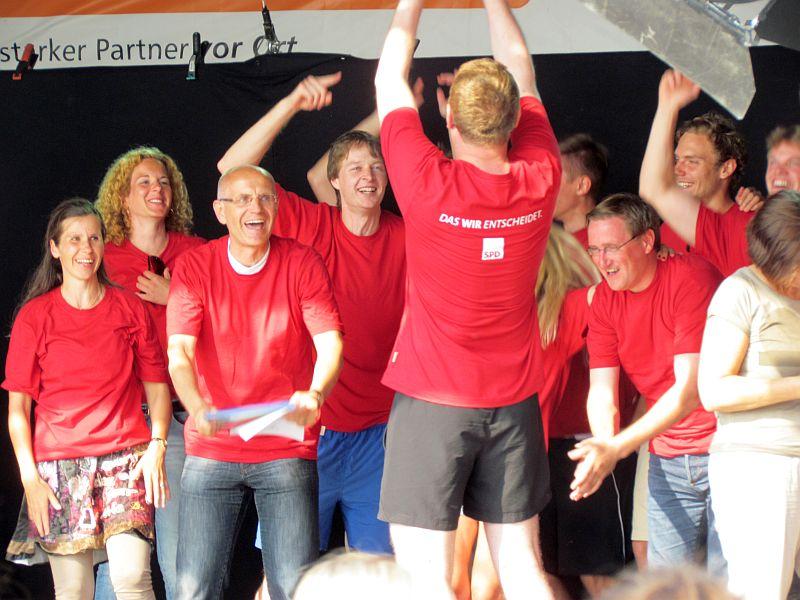 Siegerehrung Drachenboot Hobby-Teams (10)