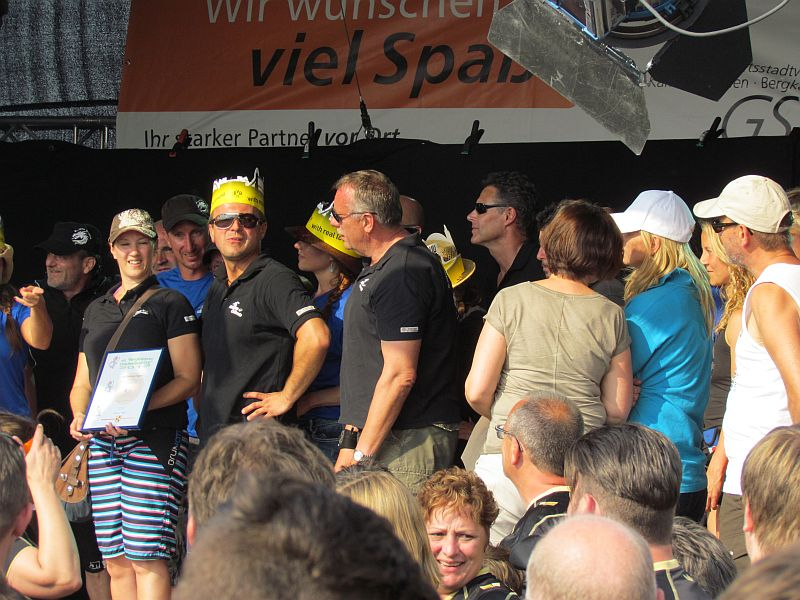 Siegerehrung Drachenboot Hobby-Teams (18)