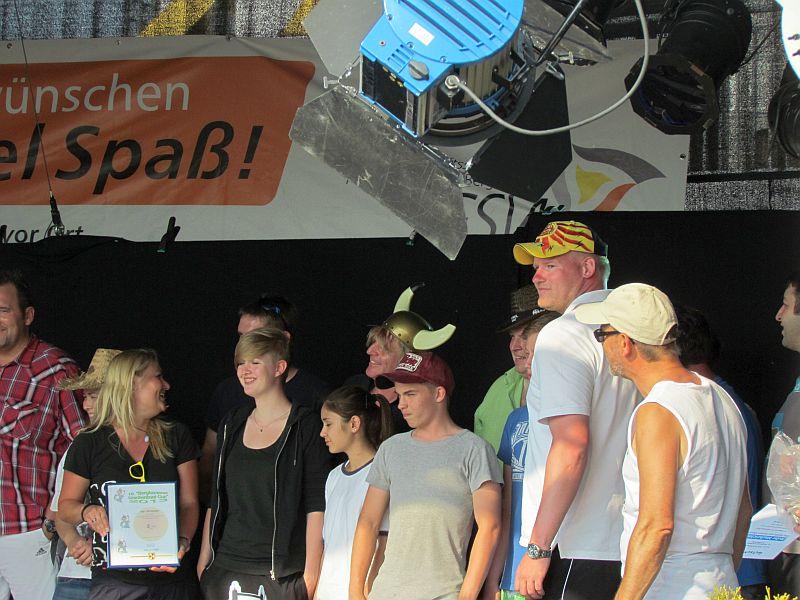Siegerehrung Drachenboot Hobby-Teams (19)
