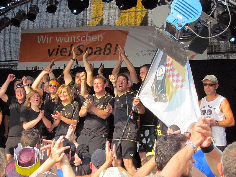Siegerehrung Drachenboot Hobby-Teams (23)
