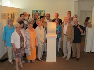 Die beteiligten Künstlerinnen und Künstler