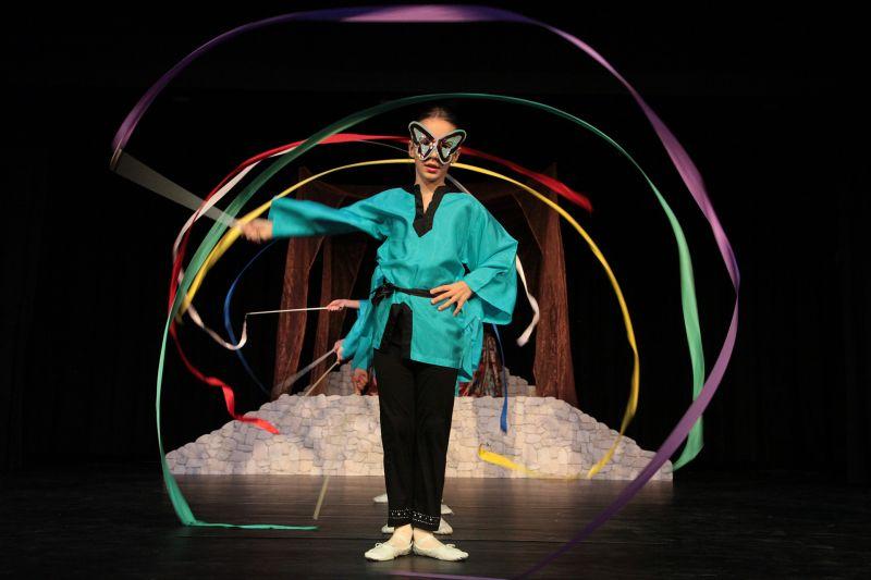 Ballett Aladin