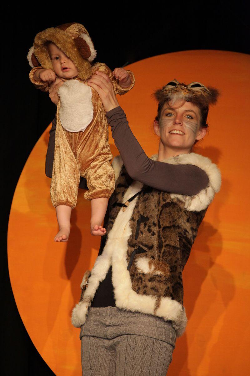Ballett König der Löwen