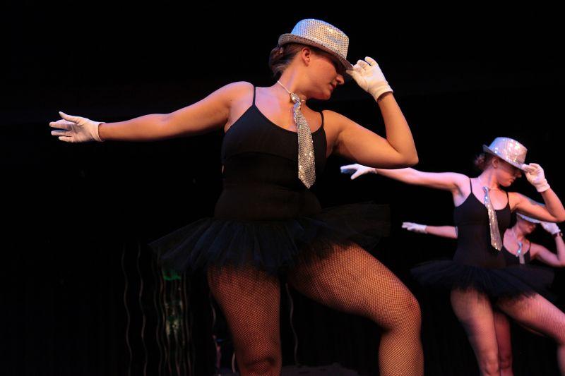 Ballett Smooth Criminal