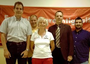 SPD Kandidaten Kommunalwahl 2014 Weddinghofen