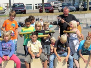 Kinderkulturtage im Wasserpark