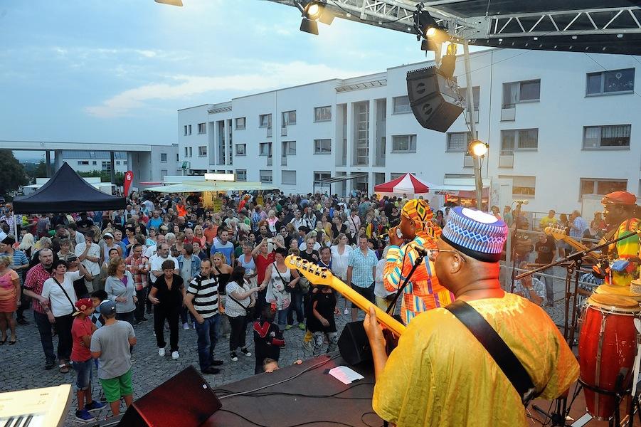 Kultursommer, Reggae, Papa Boye & The Relatives
