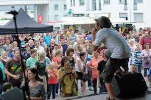 U-Son & Band, Reggae, Kultursommer