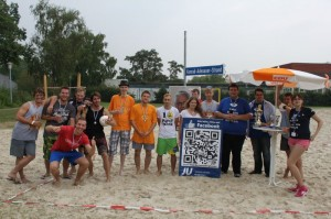 JU-Beachvolleyballturnier