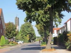 Ab 16. September wird die Overberger Straße saniert.