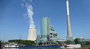 Im Kraftwerk Heil wird Importkohle verbrannt.