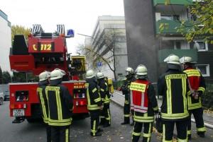 An drei Sonntagen im Oktober brannte es im Keller eines Mehrfamilienhauses an der Zentrumstraße.
