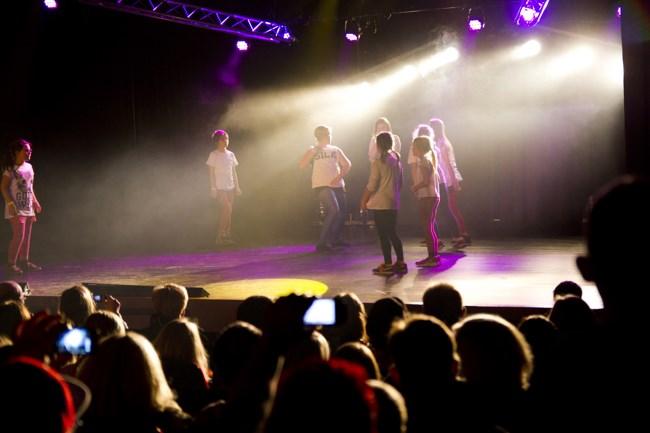 Teenage History II im studiotheater