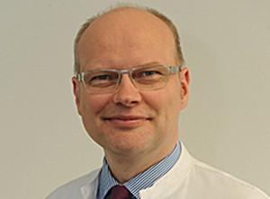Chefarzt Dr. Burkhard Thiel