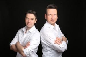 Sven Bergmann (I.) & Oliver Bartkowski