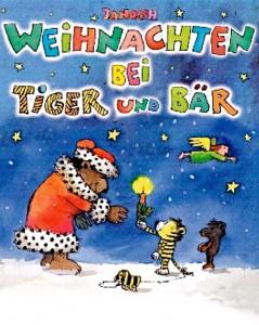 Weihnachten mit Tiger und Bär