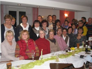 Klassentreffen nach 40 Jahren im Goekenhof.