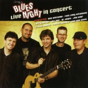 Einige Stücke der Live-CD der Bluesnight-Band wurden 2007  bei Konzerten im Haus Schmülling aufgenommen. Am 7. Mai kommt die Band in der Ur-Besetzung nach Bergkamen.