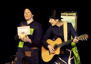 Das Trotz-Alledem-Theater aus Bielefeld präsentiert am 30. Januar die Bremer Stadtmusikanten.