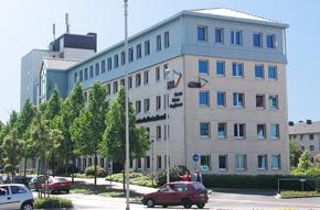 GSW-Gebäude in Kamen.