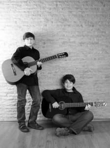 Jens und Lars Stammer. (Foto: Ralph Bisdorf)