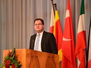 Hettstedts Bürgermeister Danny Kavalier.