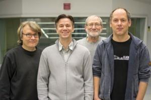 """Jazz vom Feinsten: Sven Bergmann Quartett in der Städt. Galerie """"sohle 1"""""""