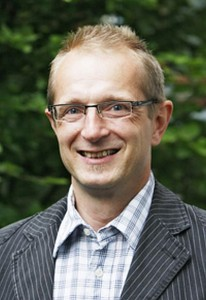 Thomas Grziwotz ist erneut Bürgermeisterkandidat der Grünen.