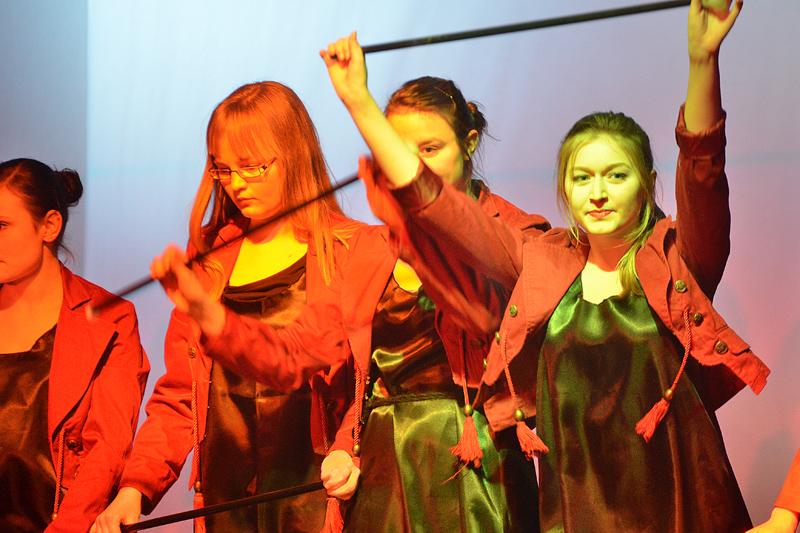 Gala der Schreberjugend  im Rahmen des 20. Theaterfestivals im studio theater (Foto: Patrick Opierzysnki)
