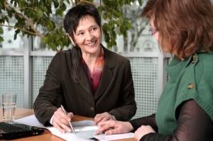 Anke Jauer berät wieder im Treffpunkt Frauen in beruflichen Fragen.
