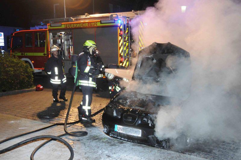 Brandstifter im Einsatz  Edelkirchenhof (2)