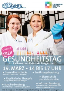 Gesundheitstag Plakat_extern