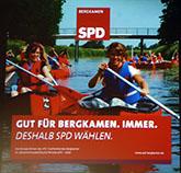 Der Entwurf für das SPD-Kommunalwahlprogramm.